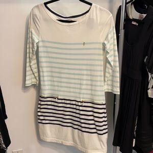 Juicy couture women's Sz S cotton T-Shirt dress.